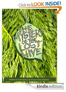 The Mystery Of The Lost Hive on Kindle